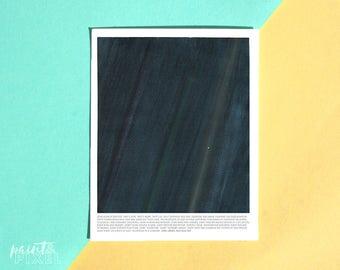 Carl Sagan Pale Blue Dot Poster 8x10 11x17 Or 13x19