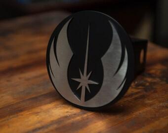 Jedi Trailer Hitch Cover
