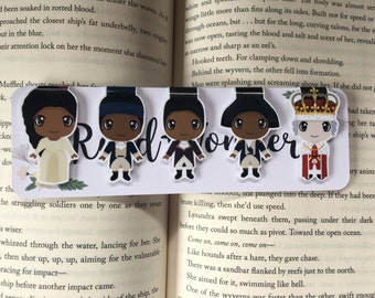 Musical Magnetic Bookmarks Set 2