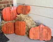 Rustic Pumpkin Decorations