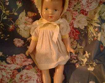 1930's Composition Doll