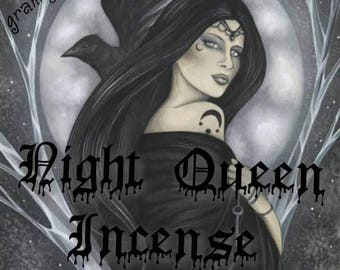 NIGHT QUEEN INCENSE 10 Stick Pack
