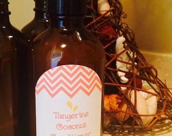 Tangerine Coconut Conditioner- all natural