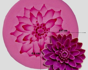 NEW lotus flower silicone fondant cake molds chocolate mould for the kitchen baking Sugarcraft Decoration Tool