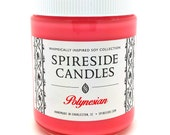 Polynesian ® Candle - Spireside Candles - Disney Candles - 8 oz Jar