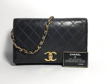 Vintage chanel bags – Etsy