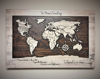 Wooden World Map Wall Art carved wooden world map wood wall art world map home decor