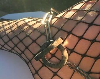 Anklet, silver anklet, silver, chain, chain anklet, minimal, design