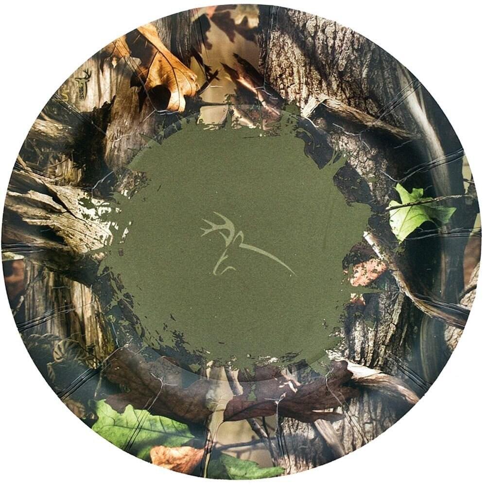 Next Camo Dessert Plate Camouflage 7 Quot Round Plate Deer