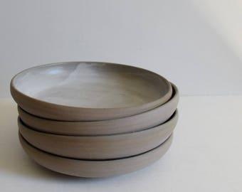 Stone Grey Plates