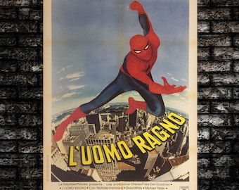Original Film Poster Spiderman - Size: 100x140 CM