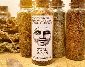 Moon Magic Incenses