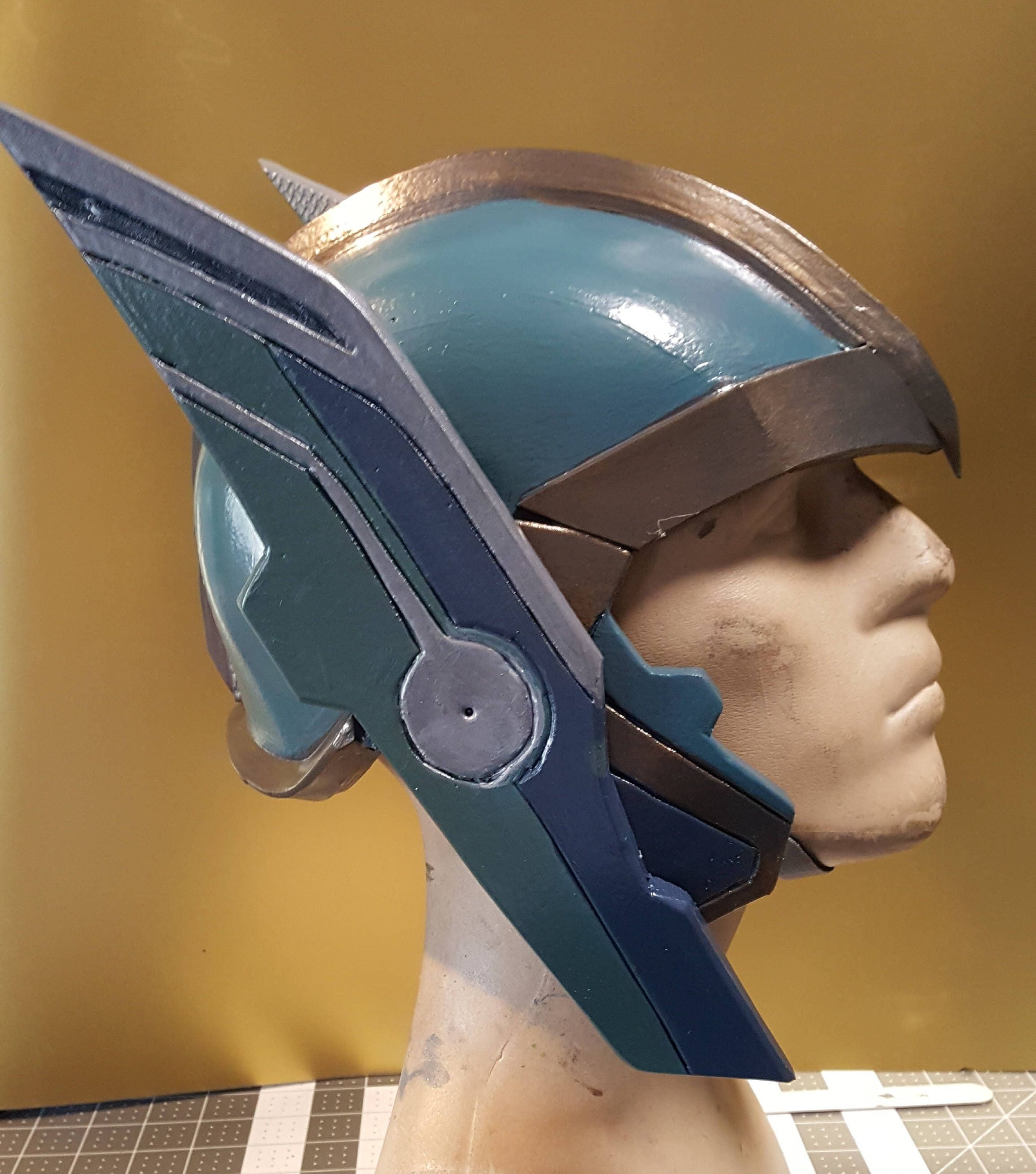 Thor Ragnarok Foam Helmet Templates from XiengProd on Etsy ...