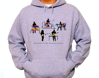 STS9 Silhouette-Hoodie