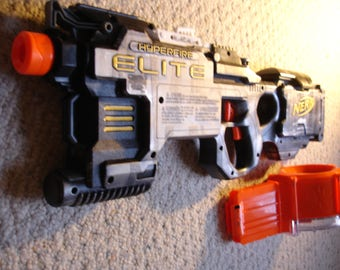 Highly Modified Nerf Hyperfire