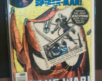 1978 Marvel Tales Starring Spider-Man #92 Doctor Octopus, Hammerhead Good Condition Vintage Marvel Comic Book Reprint SM #113