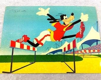 Vintage Disney Scrooge McDuck Post Card by CharlesTreasureChest