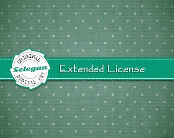 Extended License for  commercial use of a single product