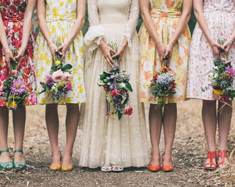 Custom Bridesmaids  -  from: