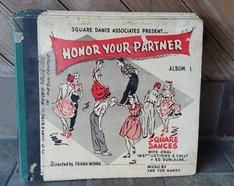Honor Your Partner Set of 6 Album Books with 3+ albums in each book