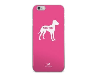 Great Dane iPhone 6/6S or iPhone 6/6S Plus