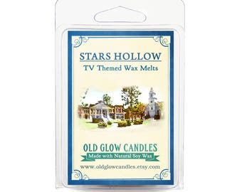 Stars Hollow Inspired - Scented Soy Wax Melts 80g