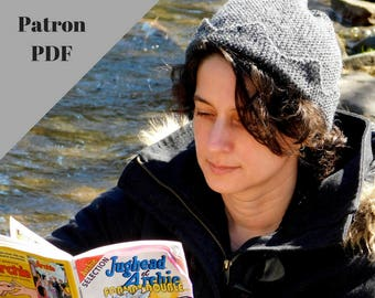 Knitting Pattern Jughead Hat : Jughead hat Etsy