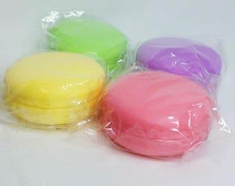 Empty Macaron Lip Balm/Jewelry/Earring Container Sweet Embodiments