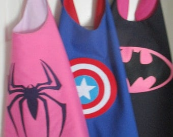 Custom capes!  You choose your cape!