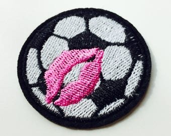 Sale | Soccer | Football | Womens Football | Player | Sport | Patch | Cute | Hipster | Trendy | Emo | DIY | Fashion | Retro