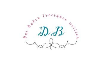 Premade Logo. Small Business Logo.