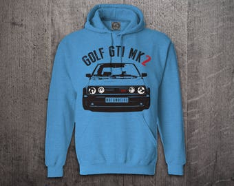 VW Golf hoodie, Cars hoodies, Classic Golf hoodies, VW Golf gti hoodies, Graphic hoodies, funny hoodies, Cars t shirts, golf gtil shirts MK2