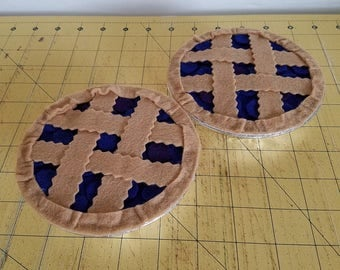 2 blueberry pies + shipping for rhamilton96