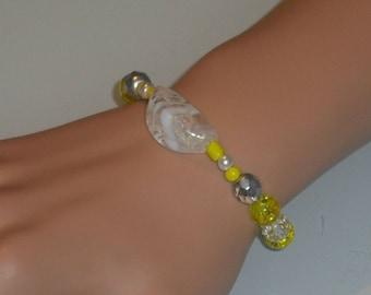 Bracelet - fashion - Bead Bracelet - bracelet - elastic bracelet