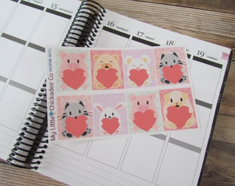 DC76 - Valentine Notes