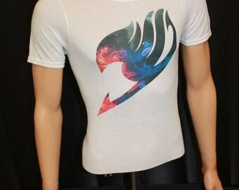 Anime Manga Inspired Fantasy Wizard Spirit - High Quality Sublimated T-shirt