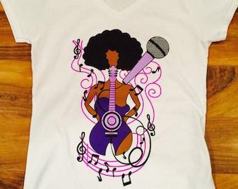 Afro Soul Music T-Shirt