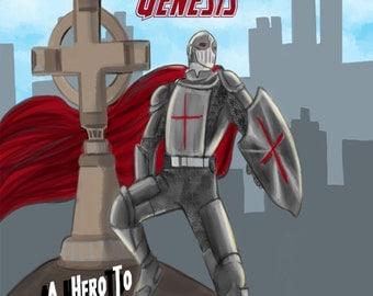 The Crusader Genesis Vol. 1 ( Catholic Comic Book)