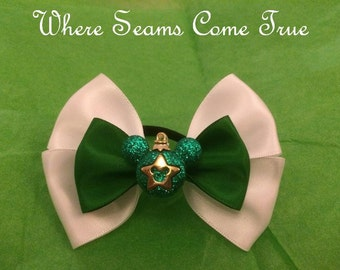 Christmas Hair Bows - LIMITED EDITION