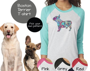 Boston Terrier Tshirt