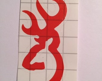 Browning Decal Etsy - Browning vinyl decals