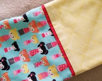 Little Girls Pillow case