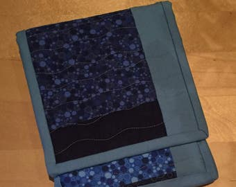 Quilted Reader Cover