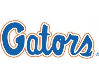 University of Florida Gators Converse Chuck Taylor Sneakers NCAA