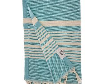 Clovelly Beach Towel
