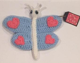 Crochet Love-ly Butterfly