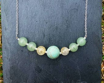 Helpful Healer Crystal Therapy Necklace
