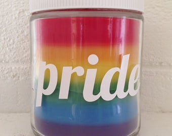 PRIDE Soy Candle