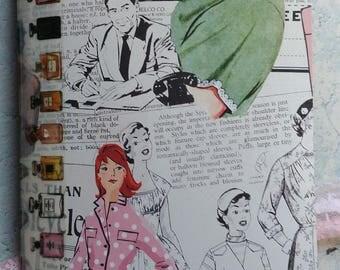Regular Retro Vintage Midori/Journal - Sassy and Retro