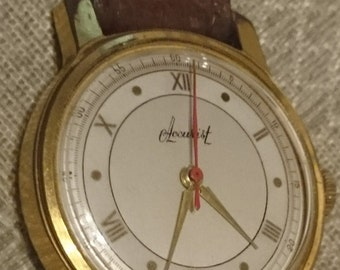 A gents 1950s Accurist wrist watch